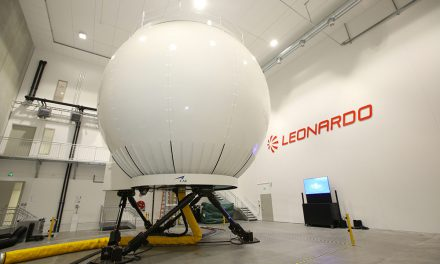 Leonardo's AW101 Norway training centre opens.