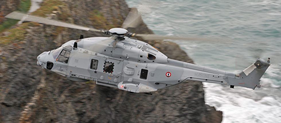 NHI marks 25th anniversary as NH90 sets new records.