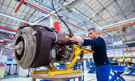 Safran signs contract to support German NH90 engines.