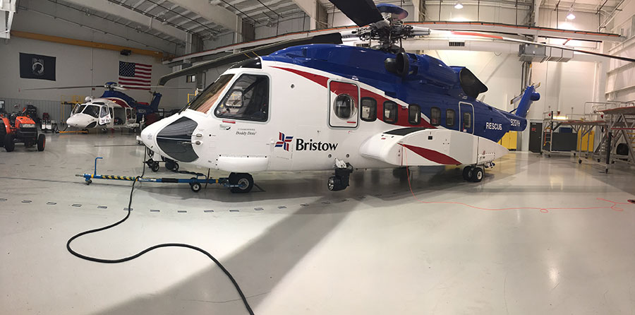 ASU Obtains NVIS STC on Sikorsky S-92A.