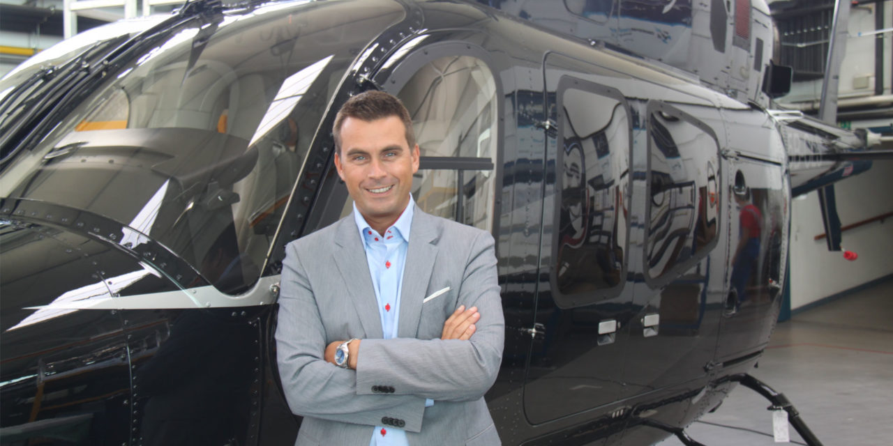 Interview with Patrick Moulay, Executive Vice President of Commercial Sales and Marketing at Bell Helicopter
