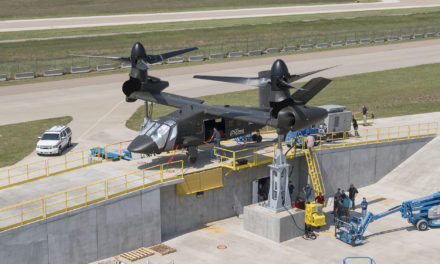 Bell V-280 nears first flight