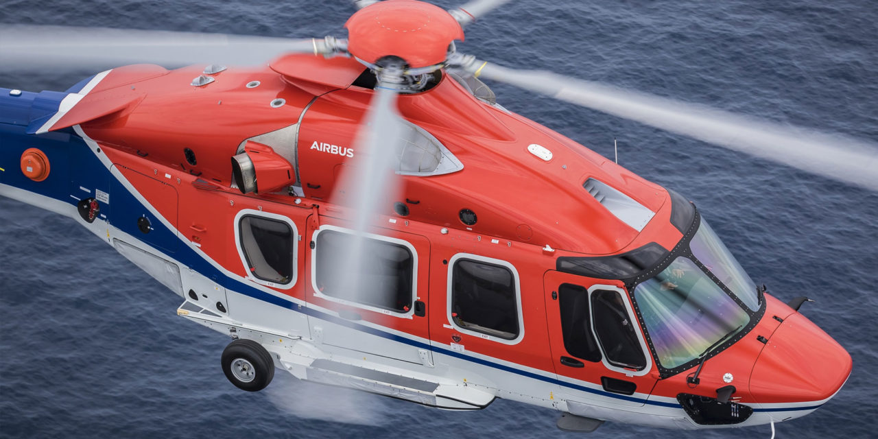 CHC takes delivery of first H175