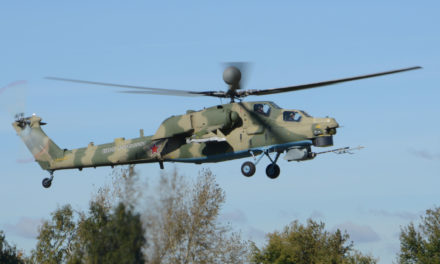 Mi-28UB production launch