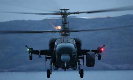 Russian Helicopters  to test Ka-52K's ability to withstand electromagnetic interference