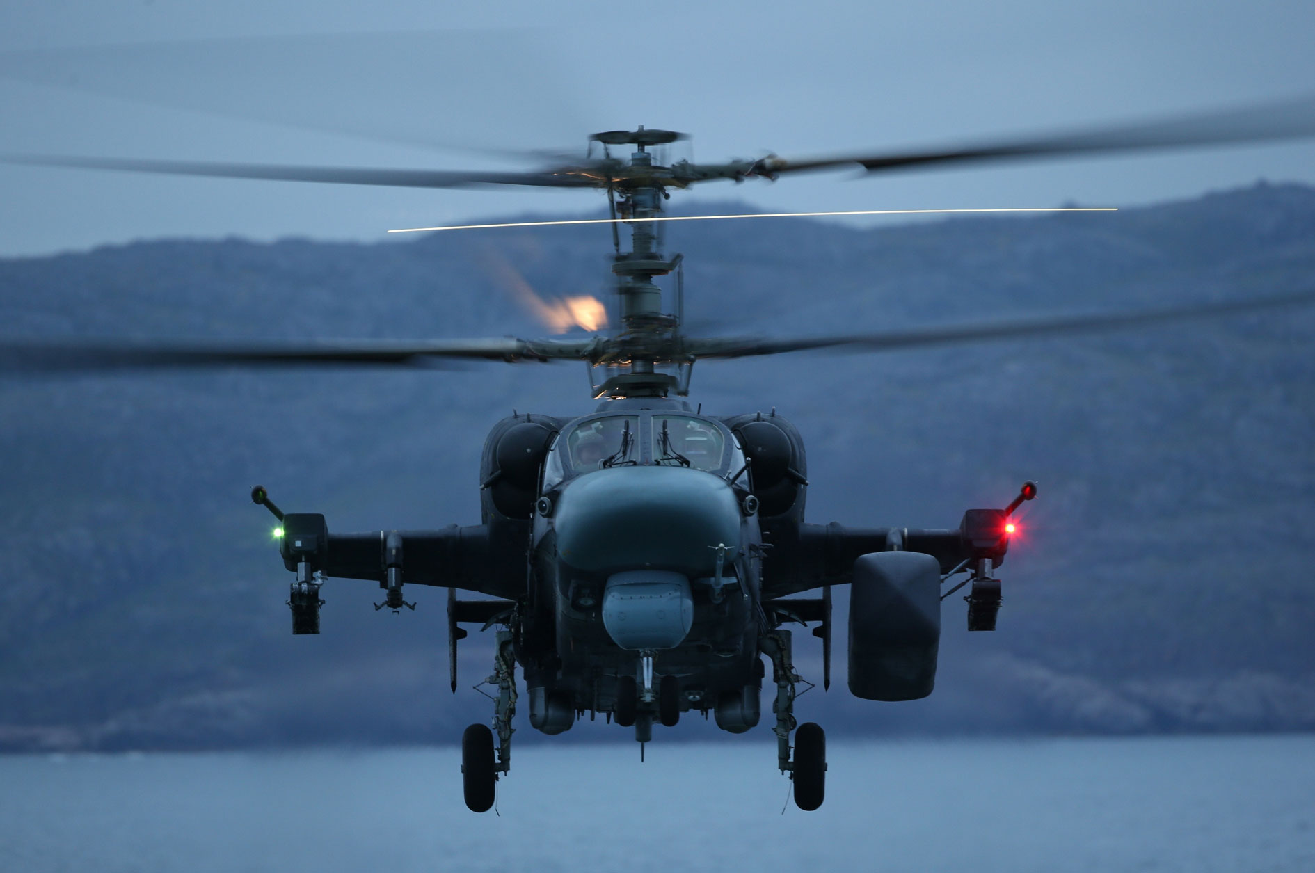 russian helicopters to test ka