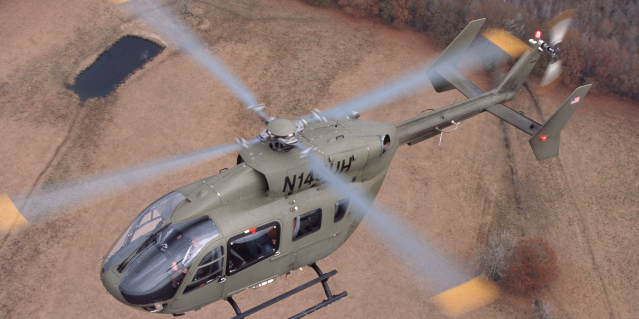 400th UH-72A delivered to the US Army