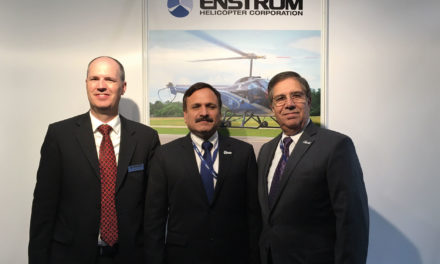 Enstrom enters Pakistan