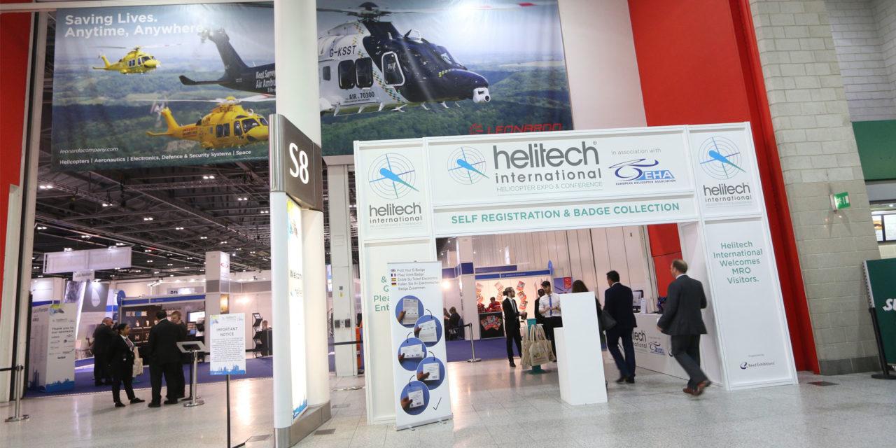 Helitech 2017: an air of optimism…