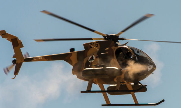A massive contract for MD Helicopters