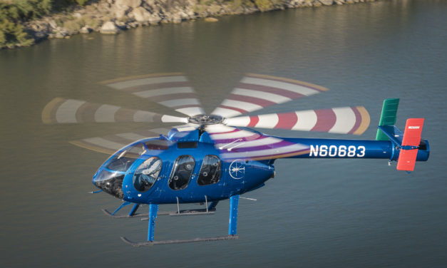 MD helicopter delivers new MD 600N with advanced, FAA-certified all glass cockpit