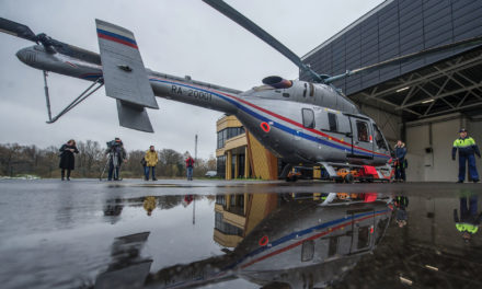 Russian Helicopters upgrades its support service