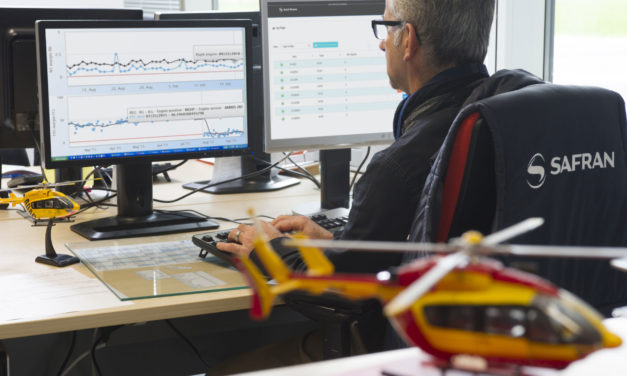 Babcock MCS Onshore first customer of new Safran Helicopter Engines Health Monitoring service
