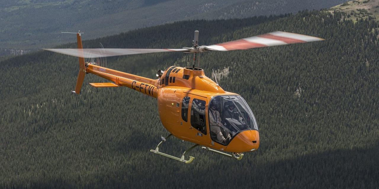 European Aviation safety Agency (EASA) grants Bell 505 Jet Ranger X certification
