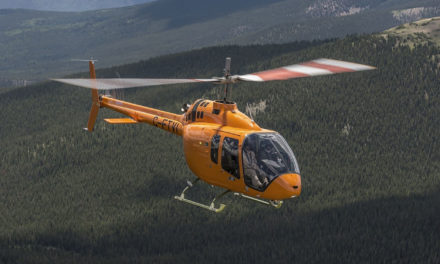European Aviation safety Agency (EASA) grants Bell 505 Jet Ranger X certification