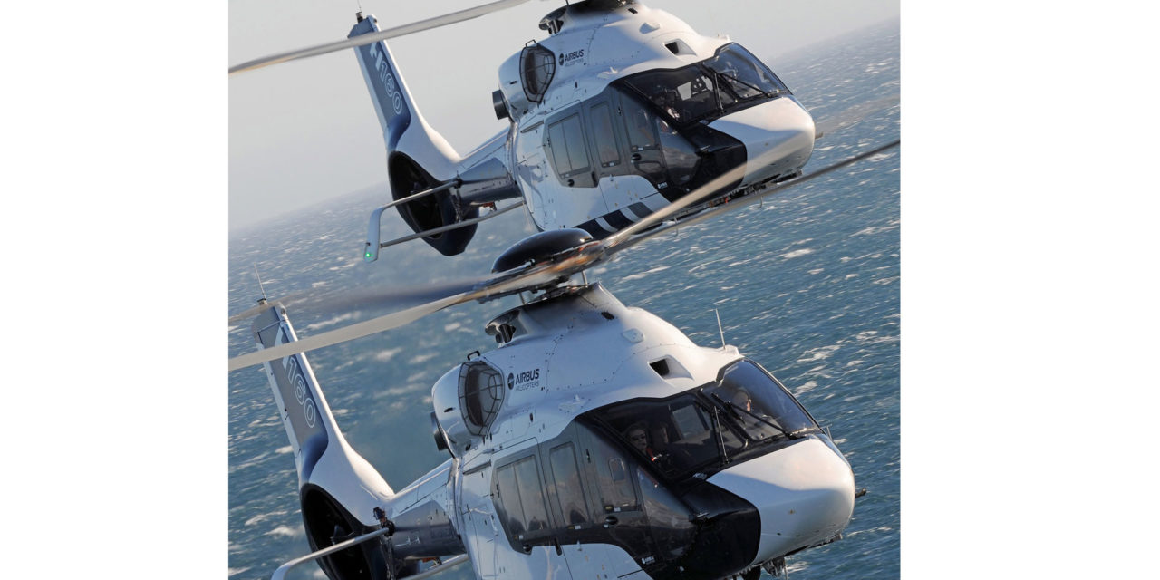 Falcon Aviation expands its commitment to the H160