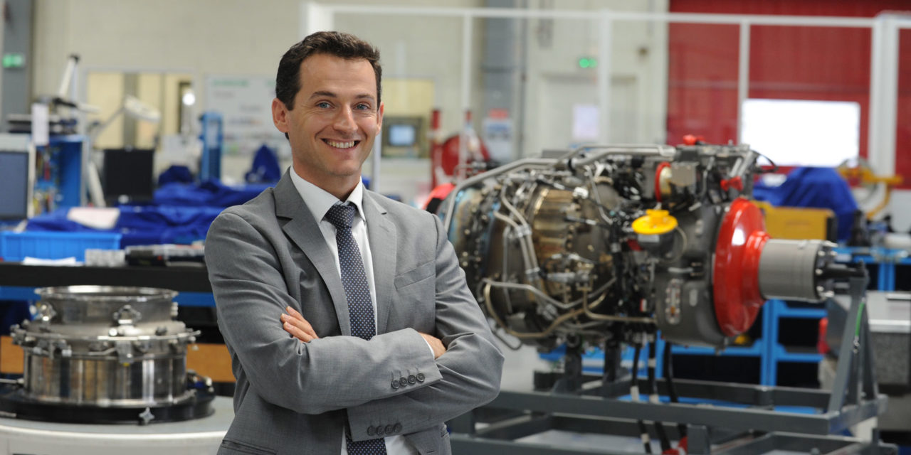Interview Florent Chauvancy, Director of the Aneto Program at Safran Helicopter Engines