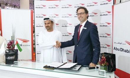 Abu Dhabi Aviation selected by Bell Helicopters
