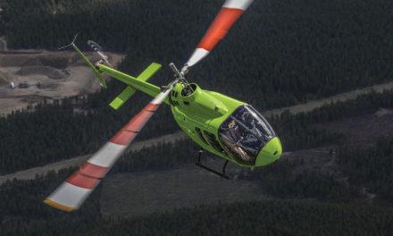 Bell 505 Jet Ranger X receives EASA certification