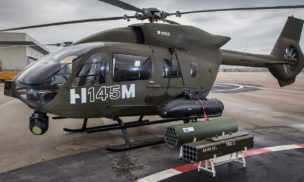 HForce soon to be qualified on H145