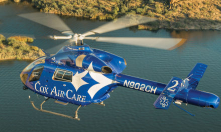 CoxHealth welcomes new MD902 into fleet