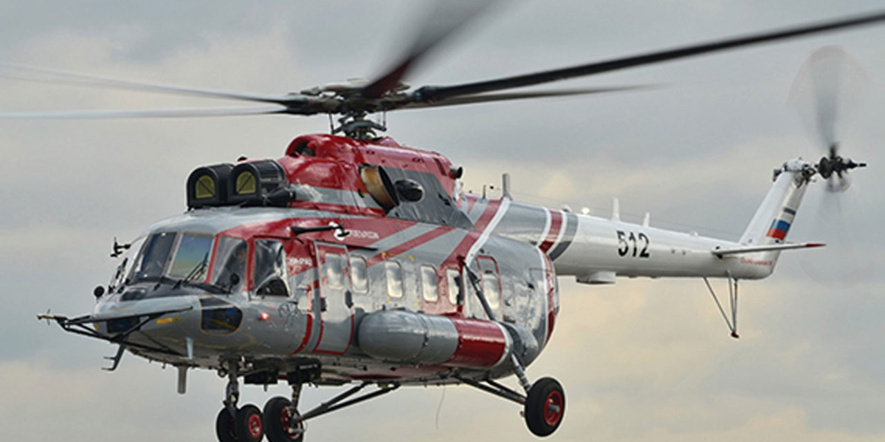Russian Helicopters signs first export contract for Mi-171A2