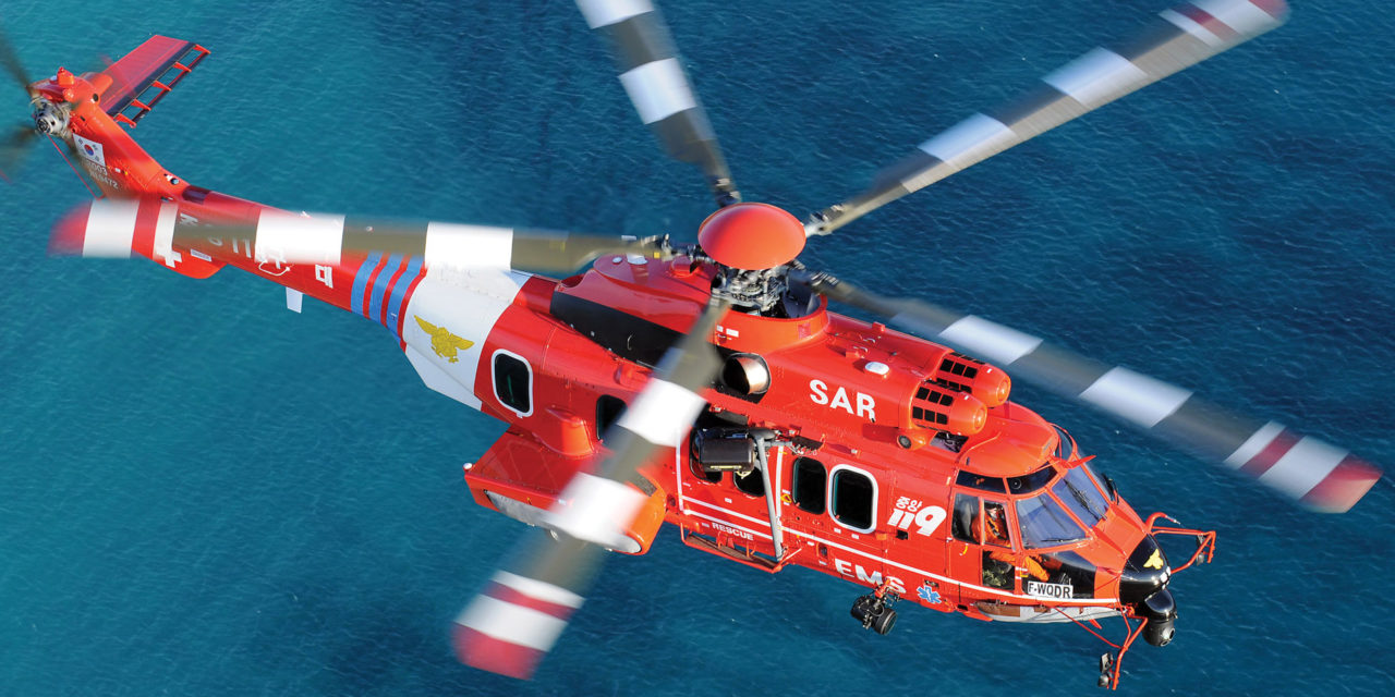 Two H225s for South Korea