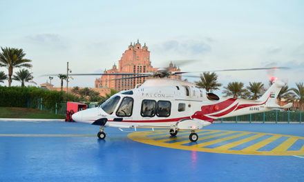 Falcon Aviation and Leonardo Helicopters partner for new helicopter offshore and onshore contract for Kuwait Oil Company