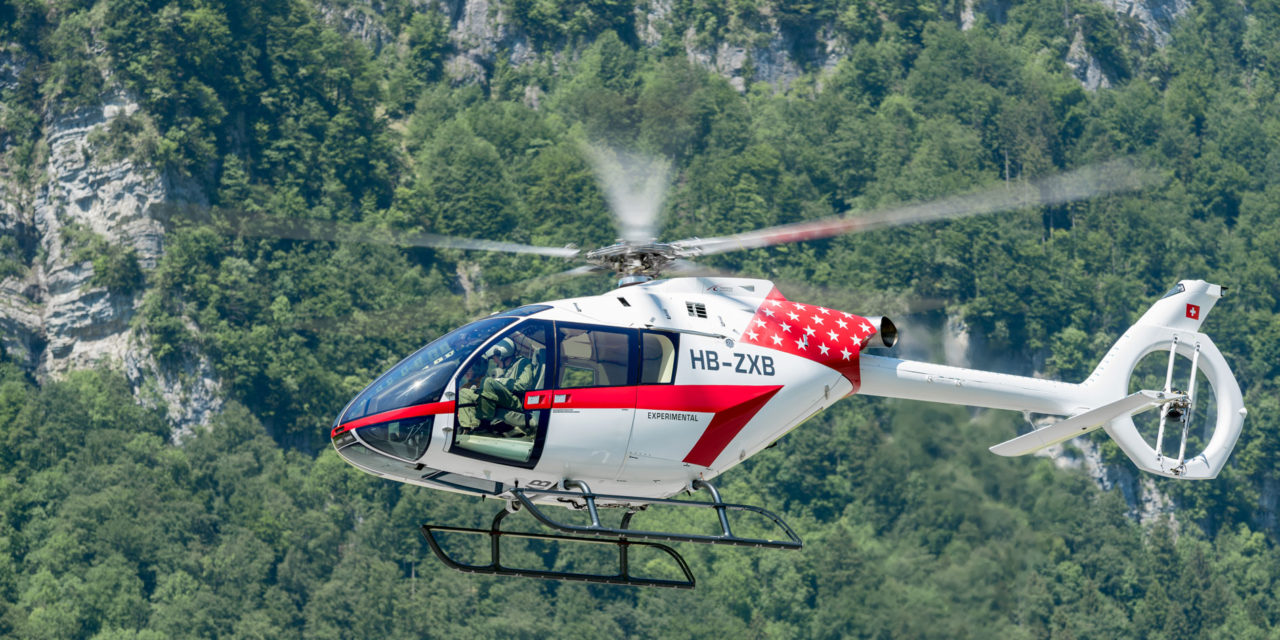 MSH to present its second prototype at Heli-Expo 2018 in Las Vegas