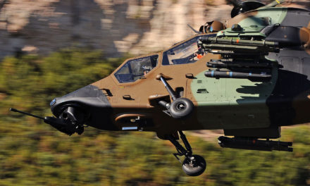 First Tiger HAD retrofit delivered to the french army aviation