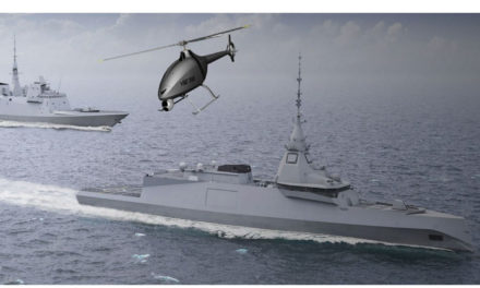 Naval Group and Airbus Helicopters responsible for building the first demonstrator of a rotary-wing drone for a warship.