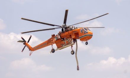 Two additional S-64E Aircranes for Korea Forest Service