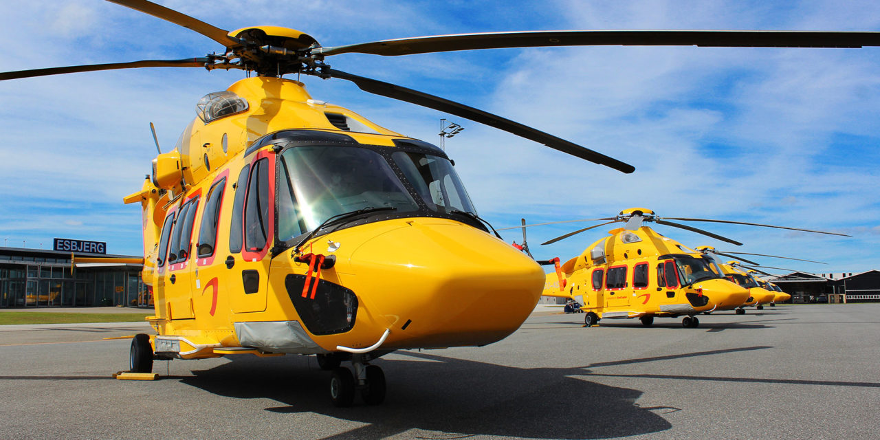 Airbus Helicopters looks back on 2017
