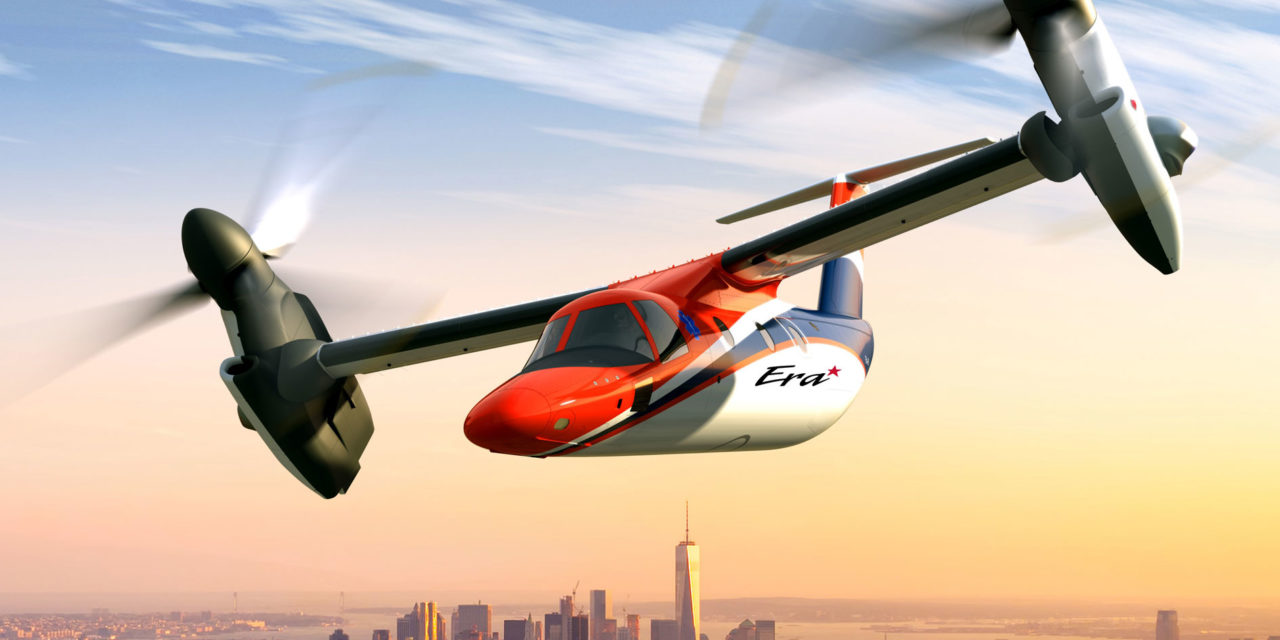 ERA Group to mark entry of AW609 Tiltrotor into the US commercial market