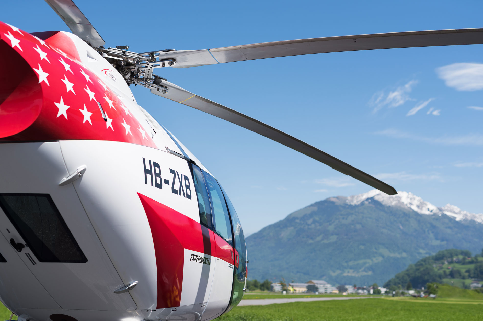 Kopter Signed With Rainier International Inc. For 10 SH09