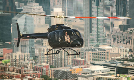 Bell delivers first 505 Jet Ranger X helicopters to Japan