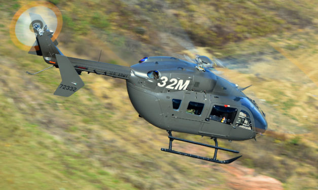 Airbus Helicopters awarded $273 Million contract for 35 UH-72A Lakotas for the U.S. Army