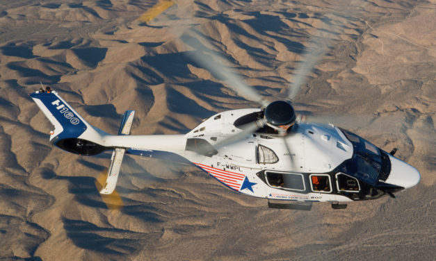 First H160 orders for the North American market