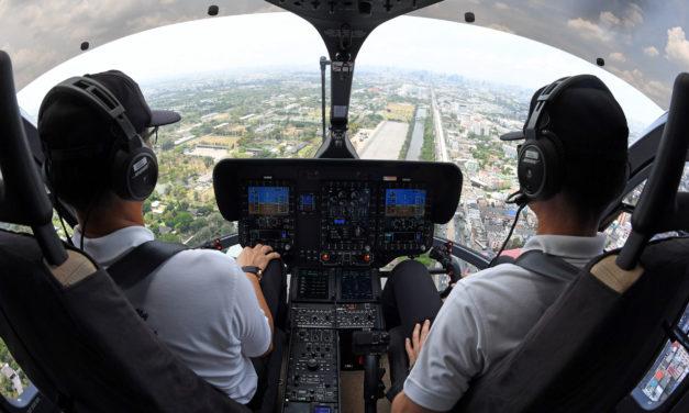 Helionix fleet hits 100,000 flight-hour milestone