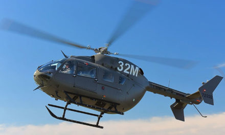 Safran Electronics & Defense, Avionics USA LCC continues support of the US Army with contracts for 51 UH-72A Lakotas