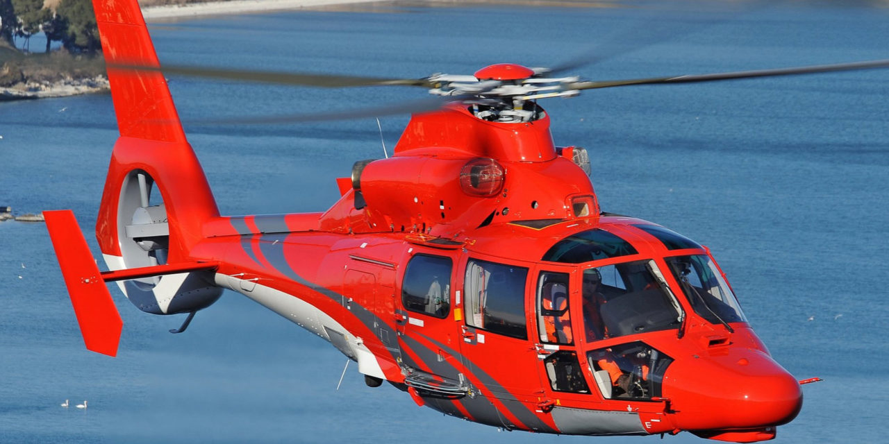 Airbus Helicopters starts the year well in Japan