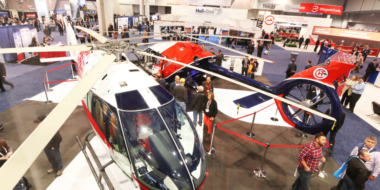 Heli Expo 2018 - Helicopter Industry