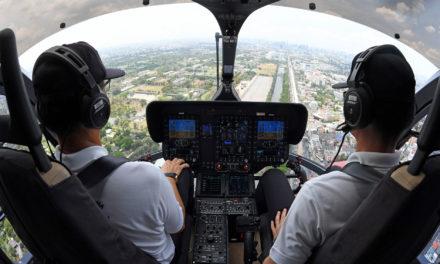 The Helionix fleet reaches 100,000 hours of flight