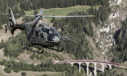 RUAG holds first Swiss-based helicopter crew training for maintenance check flights ahead of 2019 AESA regulation