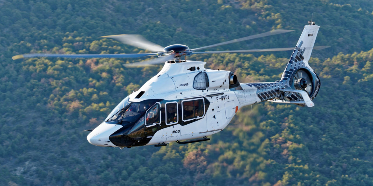 First H160 for the Latin-american market