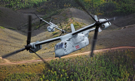 Bell Boeing to begin U.S. Navy CMV-22B production work under $4 billion contract