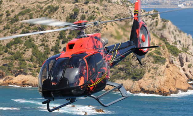 Robertson Fuel Systems and StandardAero reach another safety milestone with EASA certification of retrofittable crash-resistant fuel tank for Airbus Helicopters AS350/EC130