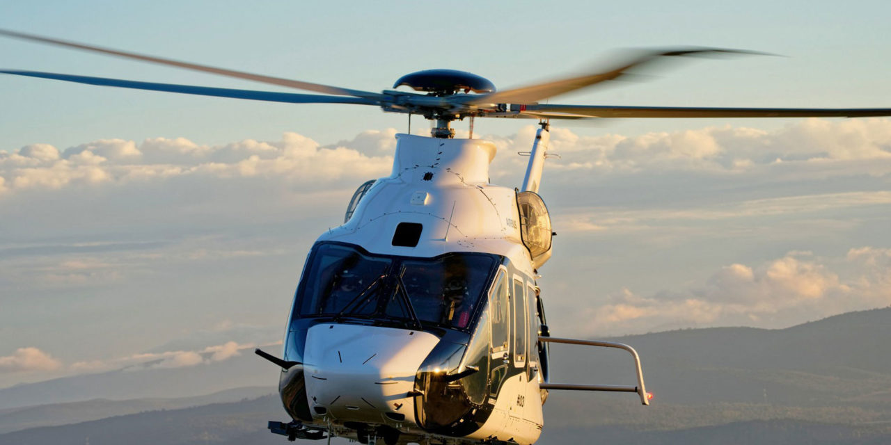 H160 Flight Test: A generation ahead