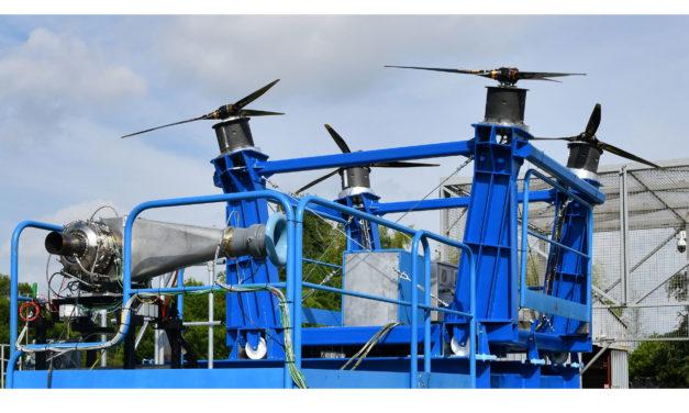 Safran tests first electric hybrid propulsion system