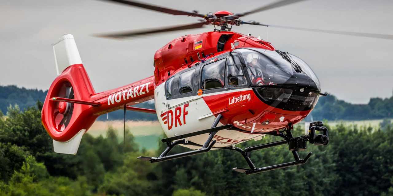 German HEMS Operator DRF Luftrettung to expand its H145 fleet